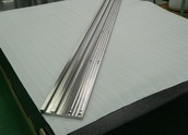 6m long machining plate, stainless steel, precision machining SUS304 · SUS303
