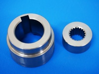 Inside diameter Spline, All-purpose, S35C > Boss