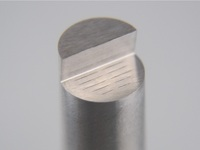 Z-shaped Ejector pin  Gas venting pin of the molding die [Gas-tosu of Type-B]