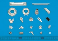 """Mold-Alloy"" - Metal (powder) injection molded parts (MIM)"