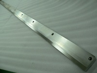 Achievement of high-precision machining of gauge bars without grinding!
