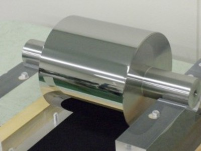 Super precise mirror polish roll/shaft outer-diameter (available in up to total 2500mm length)