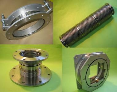 Thin-walled bellows, short surface gap expansion pipe, small lots, wide variety
