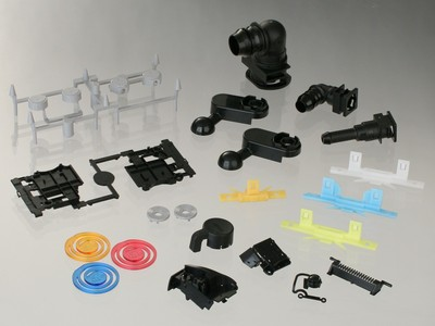 Molds (We also utilize ultra-precise mold processing technology and produce prototypes.)