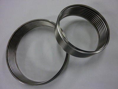 Titanium bellows, titanium thin-walled bellows, titanium
