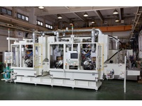 Crankshaft  Induction Hardening  Machine  Flat Hardening  High Productivity  Automobile Prats  IH  Heat Treat