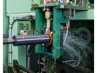 Shaft  Induction Hardening  Horizontal Scan  Machine ②  Cycle Time  Construction Equipment  IH  Heat Treat