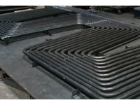 【Panel & Bending】 Panel assembly (evaporator tube panel)