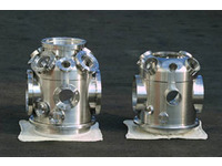 Chamber   Materials: Stainless Steel (SUS304L) Shape: φ380 L450mm