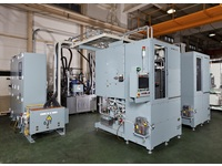Double Axis Vertical Scan  Induction Hardening  Machine  IH  Heat Treat