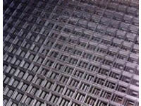 Welded wire mesh ; Metallic Automotive Infrastructure Construction
