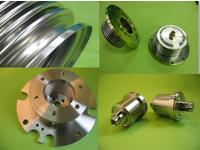 Thin-walled bellows, low spring constant bellows! Hastelloy, titanium, inconel, monel, nickel. Orders delivered in just a short time starting with a single piece.