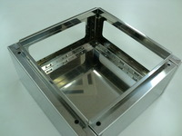 Collapsible Stainless Control Board