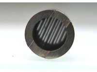 Gas venting pin for pin gate in 3-plates die [Gas-tosu of Type-D]