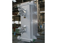 【Heat Exchanger】 Economizer (attachments : Soot blower)