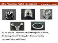 Aluminum Parts other than Connecting Rods