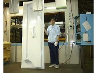 We can do large vacuum molding and air pressure molding!