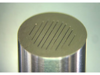 Gas venting pin to install into the sprue, the runner-end part, the product part : [Gas-tosu of Type-A/C]