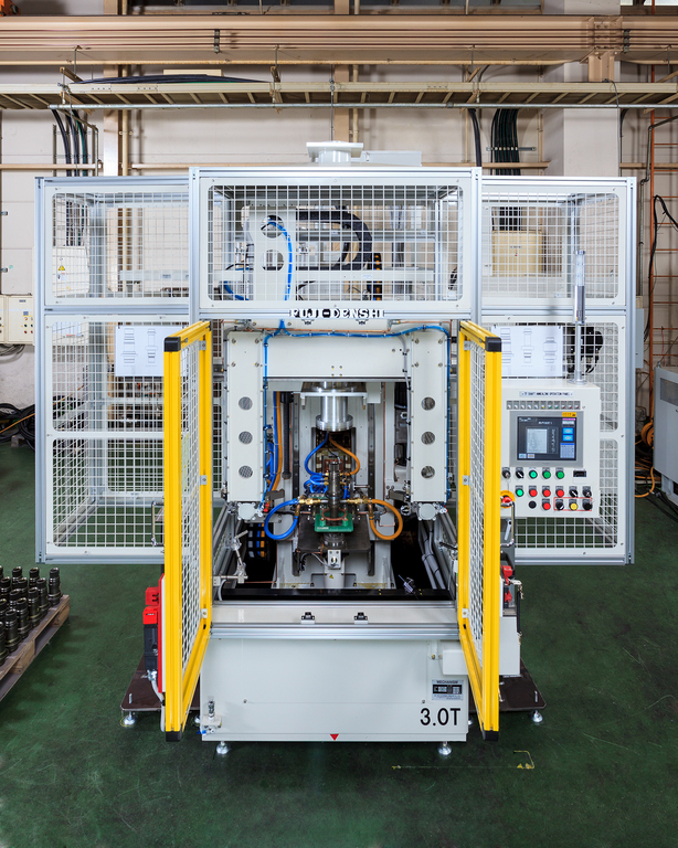 TF Shaft, Helical Shaft  Annealing  Induction  Machine