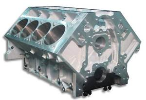 Cylinder Head and Engine Block